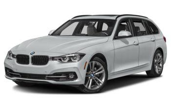 2019 BMW 330 - Glacier Silver Metallic