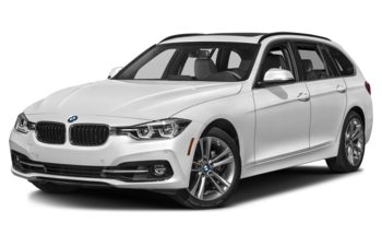 2019 BMW 330 - Mineral White Metallic