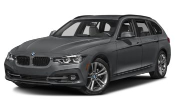 2019 BMW 330 - Mineral Grey Metallic