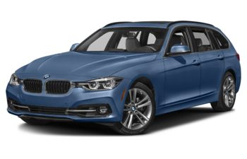 2019 BMW 330 - Estoril Blue Metallic