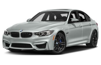 2017 BMW M3 - Silverstone Metallic