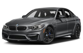 2017 BMW M3 - Mineral Grey Metallic