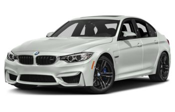 2017 BMW M3 - Alpine White