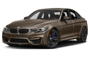 2017 BMW M3 - Champagne Quartz Metallic