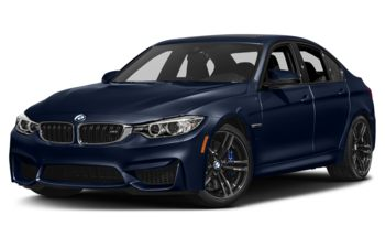 2017 BMW M3 - Tanzanite Blue Metallic