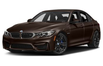 2017 BMW M3 - Smoked Topaz Metallic