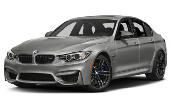 2017 BMW M3 - Fashion Grey