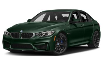 2017 BMW M3 - British Racing Green