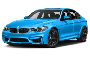 2017 BMW M3 - Laguna Seca Blue