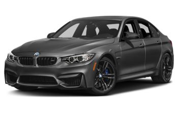 2017 BMW M3 - Lava Grey