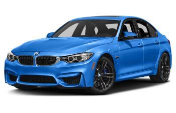 2017 BMW M3 - Santorini Blue II