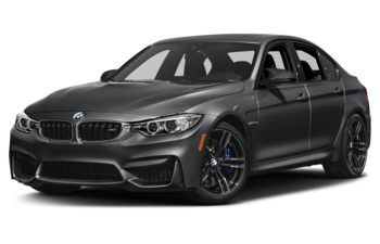 2017 BMW M3 - Grey Black