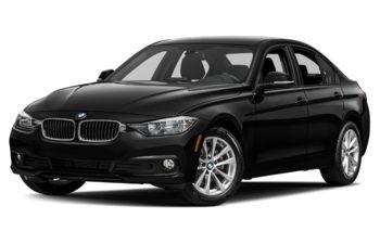 2017 BMW 320 - Jet Black