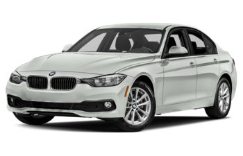 2017 BMW 320 - Alpine White