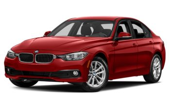 2017 BMW 320 - Melbourne Red Metallic