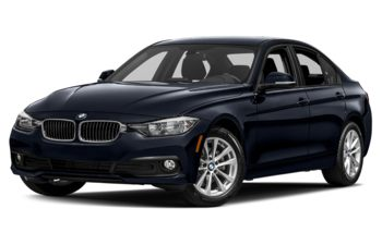 2017 BMW 320 - Imperial Blue Metallic