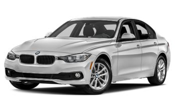 2017 BMW 320 - Mineral White Metallic