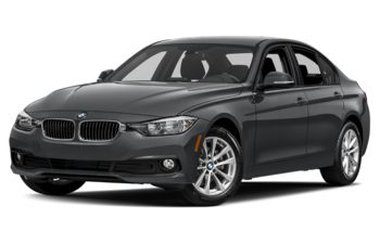 2017 BMW 320 - Mineral Grey Metallic