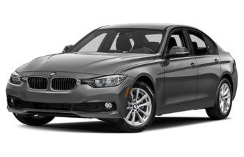 2017 BMW 320 - Platinum Silver Metallic