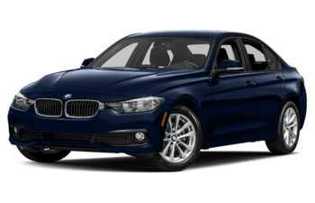 2017 BMW 320 - Mediterranean Blue Metallic