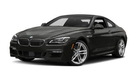 2018 BMW 650 i xDrive
