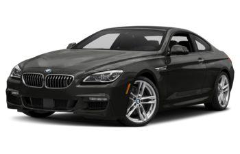 2018 BMW 650 - Citrin Black Metallic