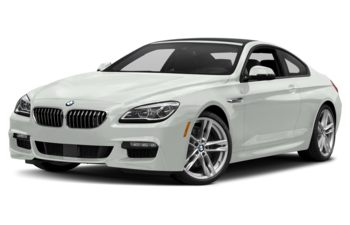 2018 BMW 650 - Alpine White