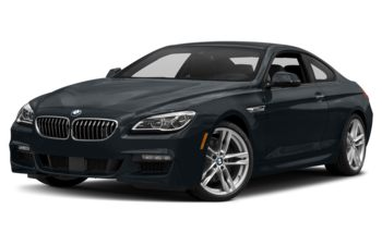 2018 BMW 650 - Carbon Black Metallic