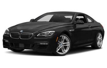 2018 BMW 650 - Black Sapphire Metallic