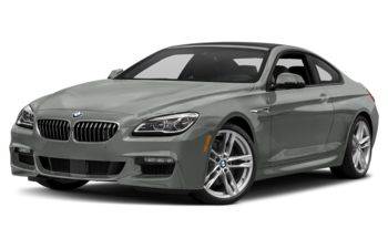 2018 BMW 650 - Space Grey Metallic