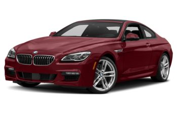 2018 BMW 650 - Melbourne Red Metallic