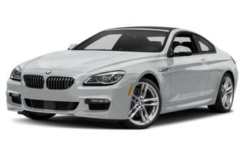 2018 BMW 650 - Glacier Silver Metallic