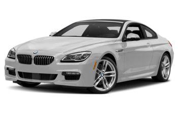 2017 BMW 650 - Mineral White Metallic