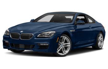 2018 BMW 650 - Mediterranean Blue Metallic