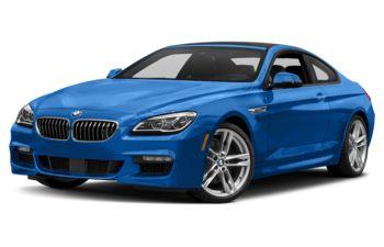 2018 BMW 650 - Sonic Speed Blue Metallic