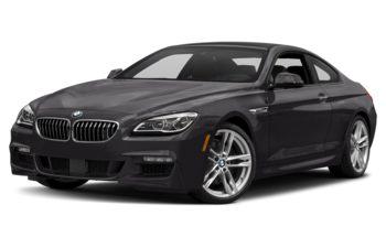 2018 BMW 650 - Ruby Black Metallic