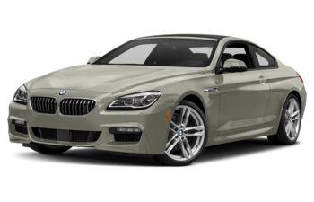 2018 BMW 650 - Moonstone Metallic