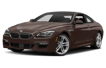 2018 BMW 650 - Frozen Bronze Metallic
