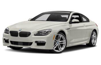 2017 BMW 650 - Frozen Brilliant White Metallic