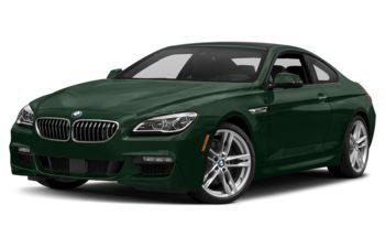 2018 BMW 650 - British Racing Green