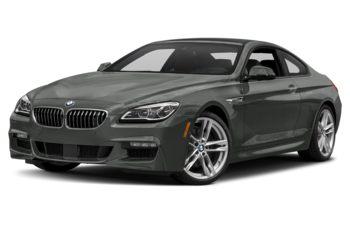 2018 BMW 650 - Frozen Grey