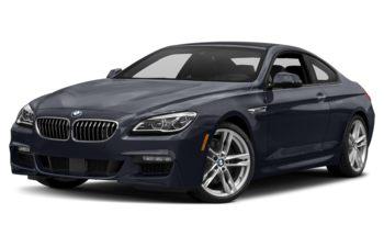 2018 BMW 650 - Azurite Black