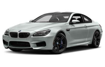 2018 BMW M6 - Silverstone Metallic