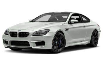 2017 BMW M6 - Alpine White