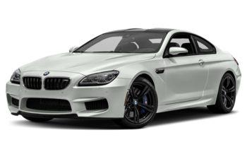 2018 BMW M6 - Alpine White