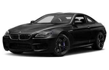2018 BMW M6 - Black Sapphire Metallic