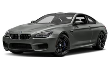 2017 BMW M6 - Space Grey Metallic