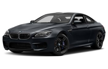 2017 BMW M6 - Singapore Grey Metallic