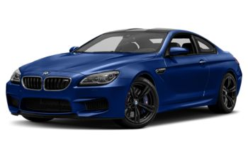 2017 BMW M6 - San Marino Blue Metallic
