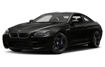 2017 BMW M6 - Citrin Black Metallic